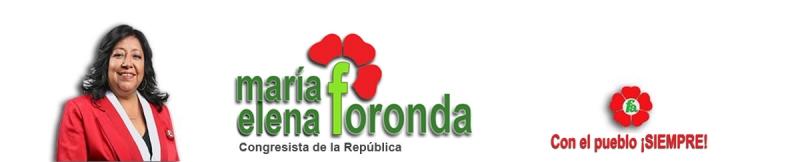 María Elena Foronda Farro