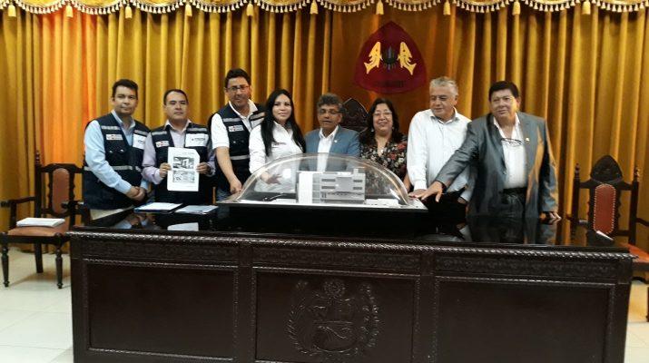 Pronis inicia plan de contingencia del hospital El Progreso de Chimbote