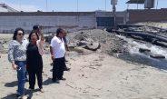 Viceministros de la Producción visitan Chimbote para abordar problemática pesquera y ambiental