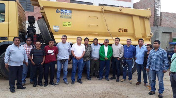 Logramos inicio de trabajos en puntos críticos de ríos Huarmey, Casma y Chimbote