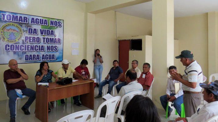 Congresista Foronda y directivos del PSI visitarán puntos críticos del Santa y Lacramarca