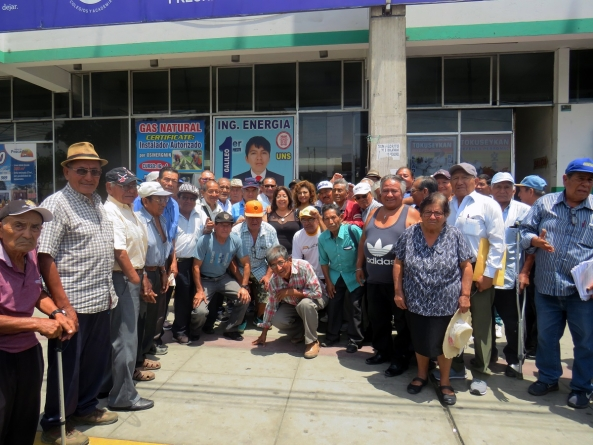 Congresista Foronda insistirá en aprobación de dictamen que beneficia a pescadores jubilados