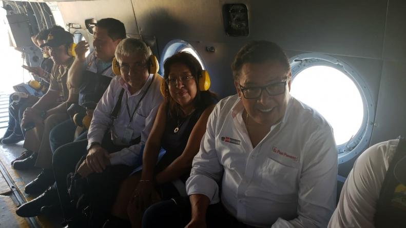 Gestión exitosa:  declaran en emergencia 17 distritos más en Áncash