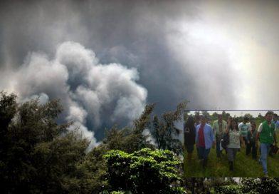 Pronunciamiento: Exigimos detener el incendio forestal en la Amazonía