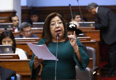 Corte Superior del Santa declara fundada medida cautelar a favor de congresista Foronda